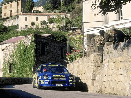 2001 Subaru Impreza WRC 264