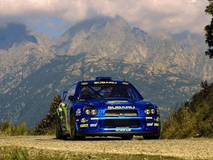 2001 Subaru Impreza WRC 266