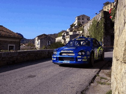 2001 Subaru Impreza WRC 270