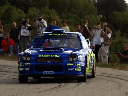 2001 Subaru Impreza WRC 273