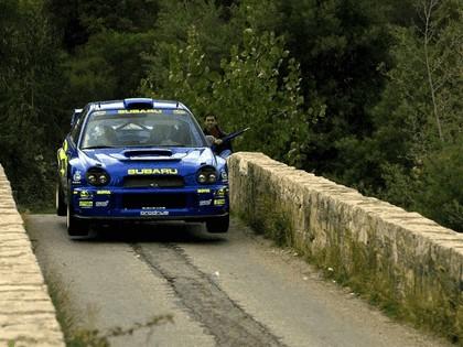2001 Subaru Impreza WRC 274