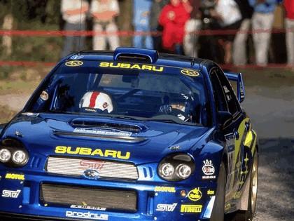 2001 Subaru Impreza WRC 276