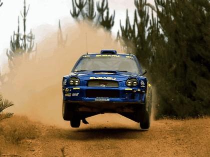2001 Subaru Impreza WRC 290