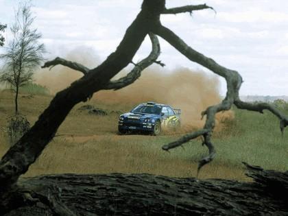2001 Subaru Impreza WRC 294