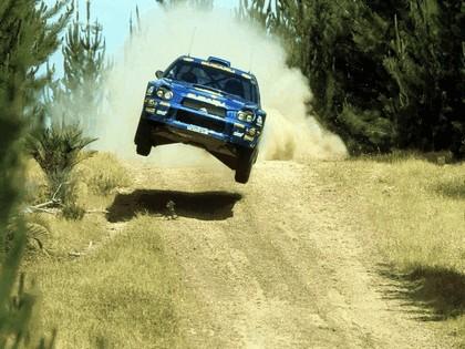 2001 Subaru Impreza WRC 296