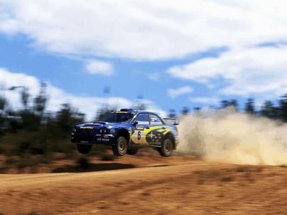 2001 Subaru Impreza WRC 301