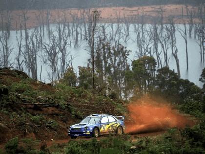2001 Subaru Impreza WRC 302