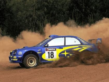 2001 Subaru Impreza WRC 303