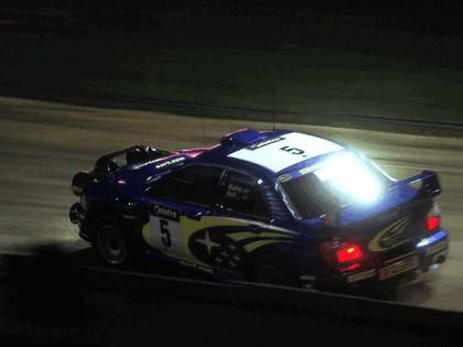 2001 Subaru Impreza WRC 304