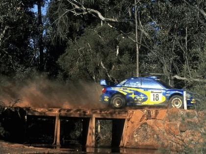 2001 Subaru Impreza WRC 305