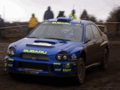 2001 Subaru Impreza WRC 309