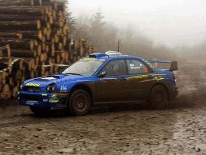 2001 Subaru Impreza WRC 312