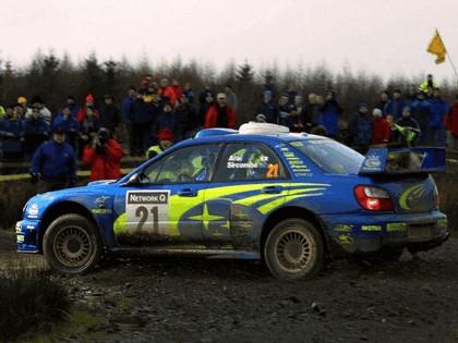 2001 Subaru Impreza WRC 316