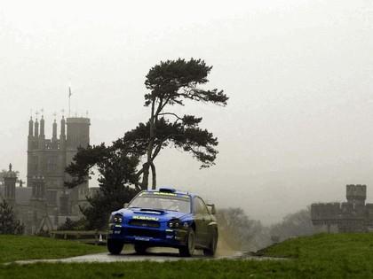2001 Subaru Impreza WRC 317