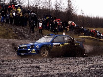 2001 Subaru Impreza WRC 326