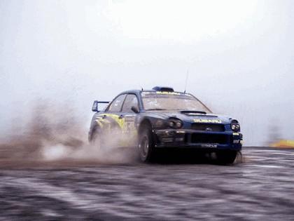 2001 Subaru Impreza WRC 327