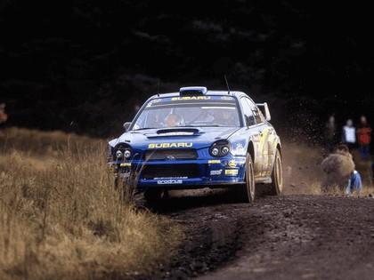 2001 Subaru Impreza WRC 328
