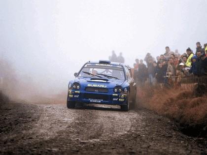 2001 Subaru Impreza WRC 329
