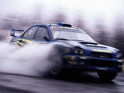 2001 Subaru Impreza WRC 330