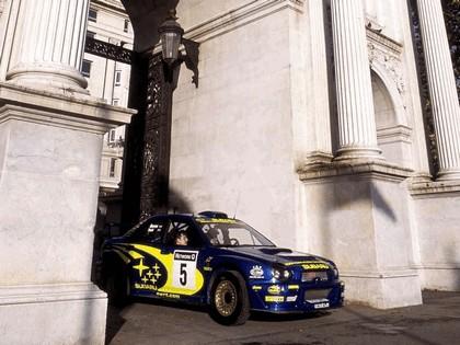 2001 Subaru Impreza WRC 334