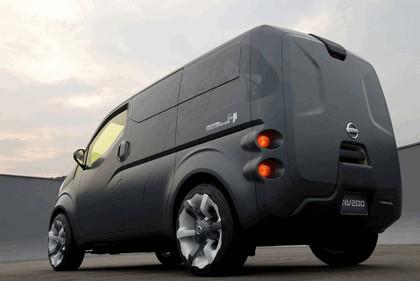 2009 Nissan NV200 concept 10