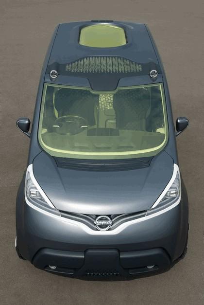 2009 Nissan NV200 concept 11