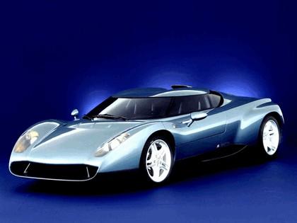 1996 Lamborghini Raptor concept by Zagato 1