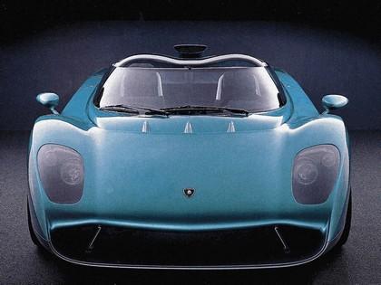 1996 Lamborghini Raptor concept by Zagato 2