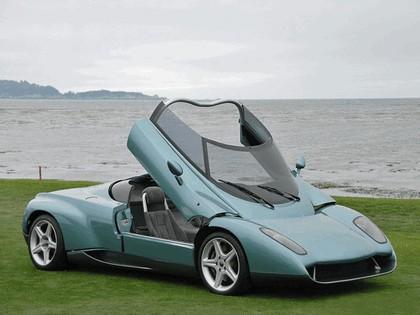 1996 Lamborghini Raptor concept by Zagato 3