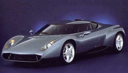 1996 Lamborghini Raptor concept by Zagato 4