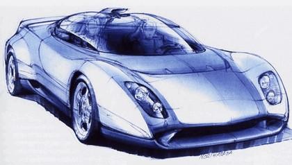 1996 Lamborghini Raptor concept by Zagato 7