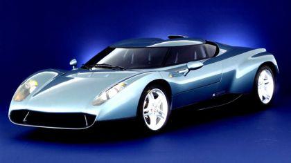 1996 Lamborghini Raptor concept by Zagato 9