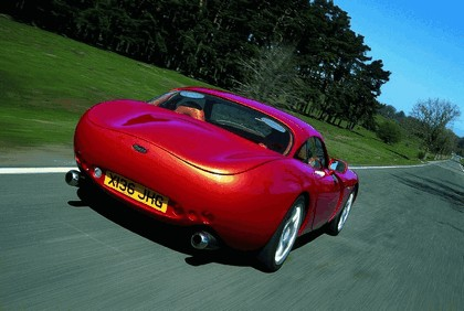 2001 TVR Tuscan 3