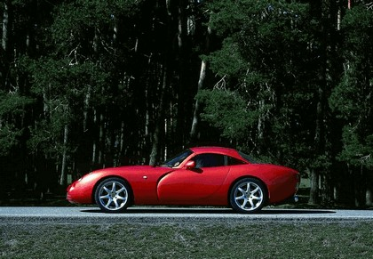 2001 TVR Tuscan 4