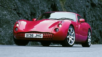 2001 TVR Tuscan 8