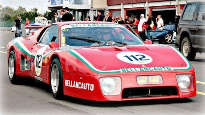 1980 Ferrari BB512 LM 8