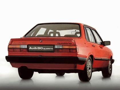 1982 Audi 80 quattro 5E 2