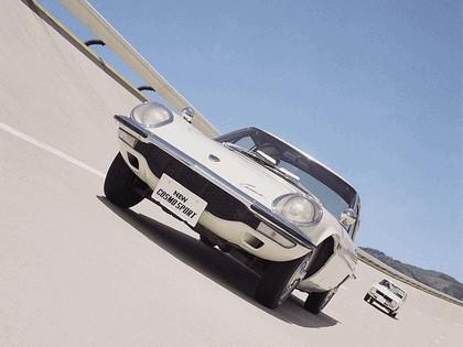 1967 Mazda Cosmo sport 21