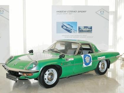 1967 Mazda Cosmo sport 23