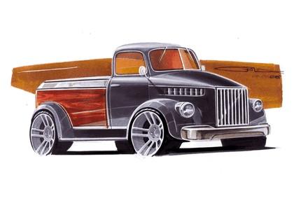 2009 Grande Garage GAZ 51 ( based on Cadillac Escalade EXT ) 13