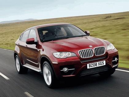 2009 BMW X6 - UK version 3