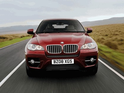 2009 BMW X6 - UK version 4