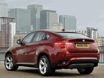 2009 BMW X6 - UK version 10