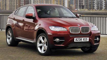 2009 BMW X6 - UK version 2