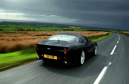 2001 TVR Tuscan S 2
