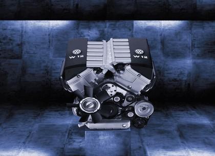 2001 Volkswagen W12 coupé concept 8