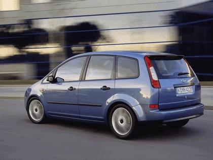 2003 Ford Focus C-Max 10