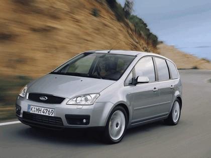 2003 Ford Focus C-Max 11