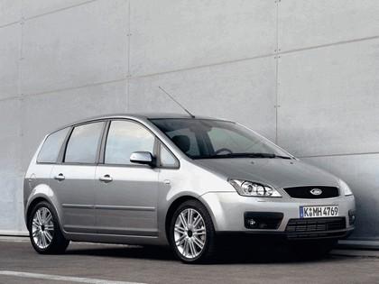 2003 Ford Focus C-Max 24