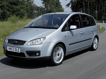 2003 Ford Focus C-Max 28